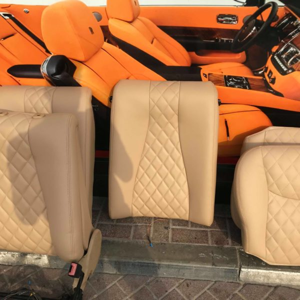 car upholstery dubai 12
